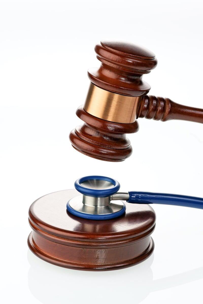 The Law, Antibiotics and Autism