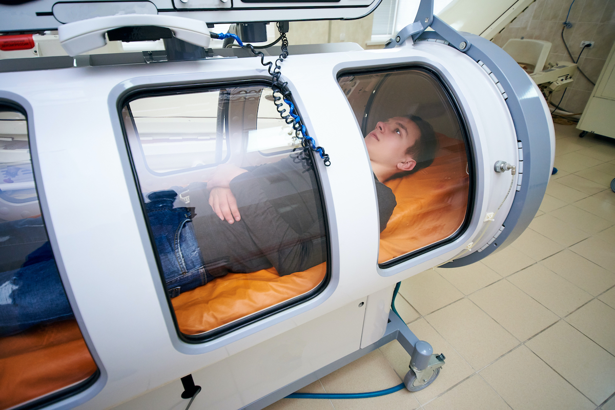 Hyperbaric Treatment Revisited